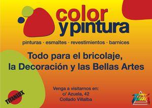 Color y Pintura